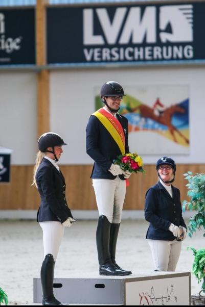 Kreismeisterschaft Dressur - Andreas Elsbecker